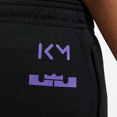 Nike Boys Kylian Mbappe Dri-Fit Pants, Black, rebel_hi-res
