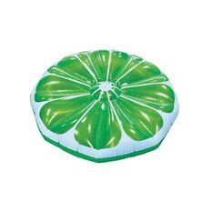 Inflatable Lime Pool Float, , rebel_hi-res