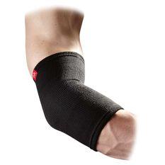 McDavid Elastic Elbow Sleeve Black S, Black, rebel_hi-res