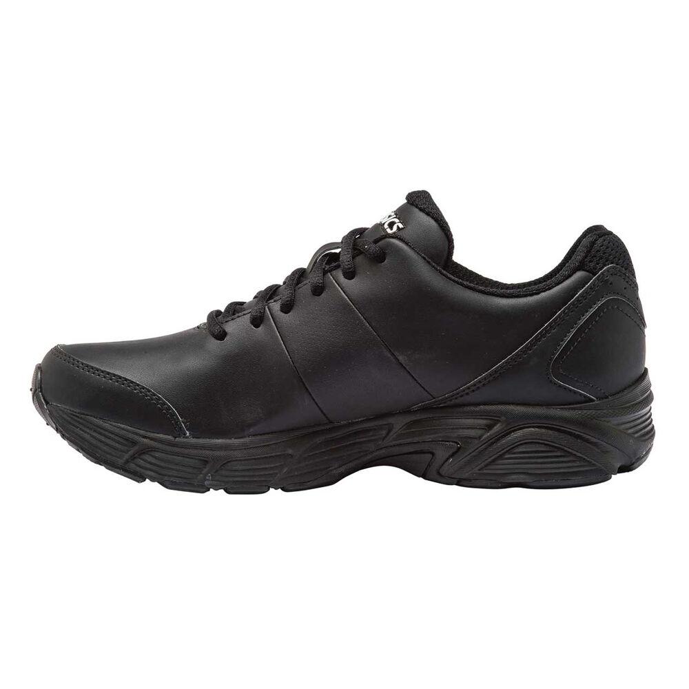 b8277105c9015 Asics Gel Advantage 3 Mens Walking Shoes Black US 8, Black, rebel_hi-res