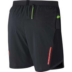 Nike Mens Running Shorts Black S, Black, rebel_hi-res