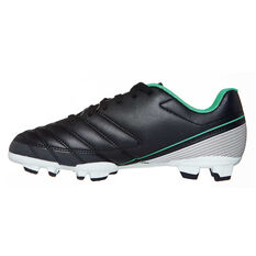 463e5bc0f58c ... Umbro Classico VII Kids Football Boots Black / White US 11, Black /  White,