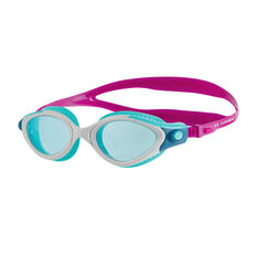 Speedo Futura Biofuse Flexiseal Womens Swim Goggles, , rebel_hi-res