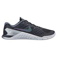 Nike Metcon 3 Metallic Womens Training Shoes Black / Multi US 6, Black / Multi, rebel_hi-res
