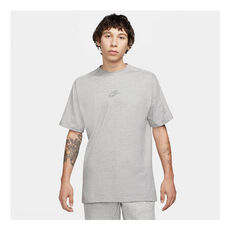 Nike Mens Sportswear Short-Sleeve Top Black XS, , rebel_hi-res