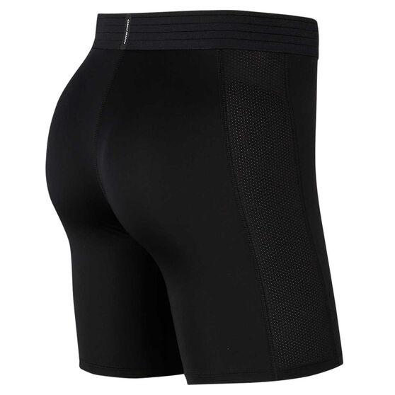Nike Pro Mens Shorts Black S, Black, rebel_hi-res