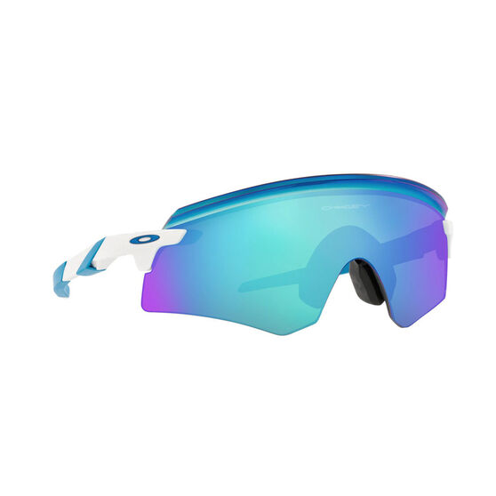 OAKLEY Encoder Sunglasses - Matte Black with PRIZM Sapphire, , rebel_hi-res