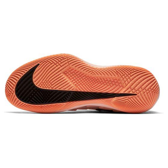 Nike Air Zoom Vapor X Womens Tennis Shoes, Orange / Black, rebel_hi-res