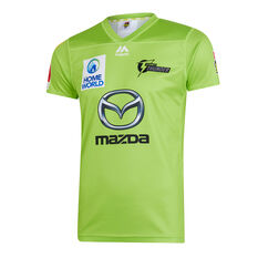 Sydney Thunder 2019/20 Mens BBL Jersey Green S, Green, rebel_hi-res