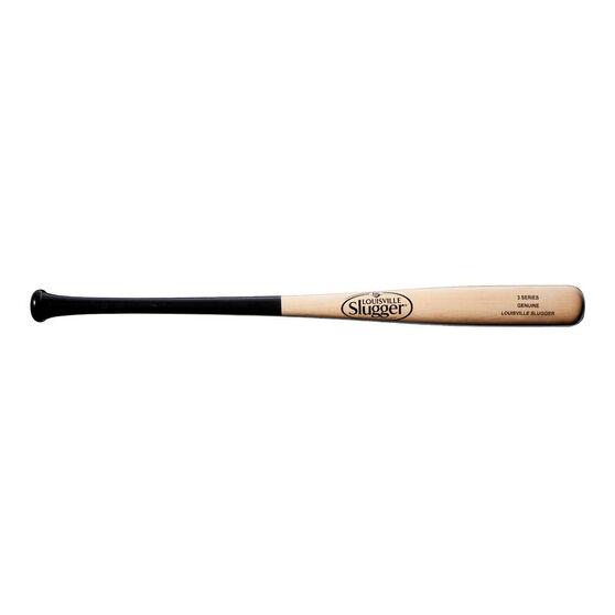 Louisville Slugger Series 3 Ash Baseball Bat, Brown / Black, rebel_hi-res