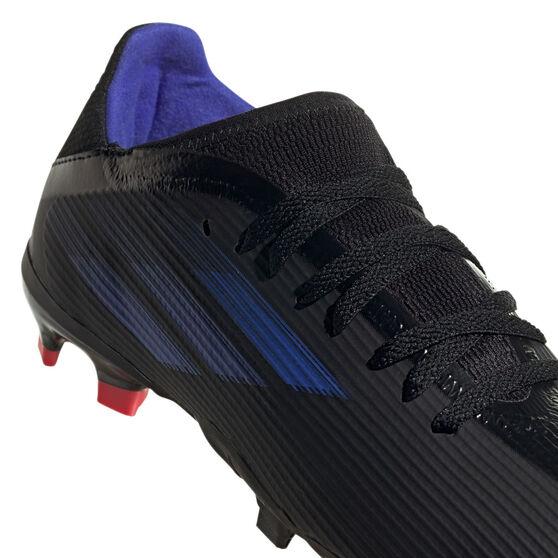 adidas X Speedflow .3 Kids Football Boots, Black, rebel_hi-res