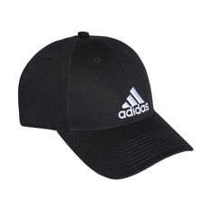 adidas Womens 6 Panel Cotton Cap, , rebel_hi-res