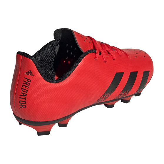 adidas Predator Freak .4 Kids Football Boots, Red, rebel_hi-res