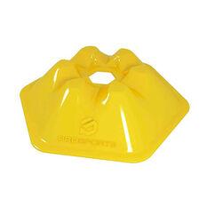 PSG 10 Pack Hexagonal Markers Yellow, , rebel_hi-res
