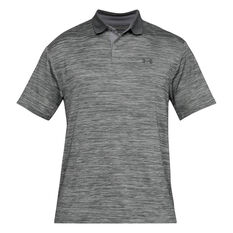 Under Armour Mens Performance  2.0 Polo, Grey, rebel_hi-res