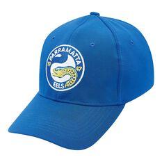 Parramatta Eels Baseball Cap OSFA, , rebel_hi-res