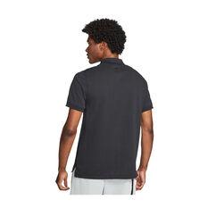 Nike Mens Dri-FIT 2.0 Polo Black XS, Black, rebel_hi-res