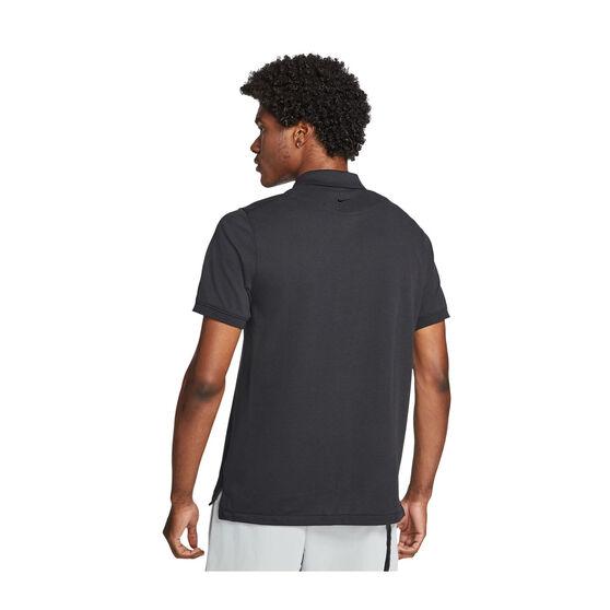 Nike Mens Dri-FIT 2.0 Polo, Black, rebel_hi-res