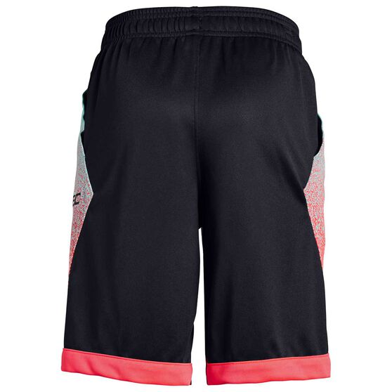 Under Armour Boys SC30 Shorts Turquoise XL, Turquoise, rebel_hi-res