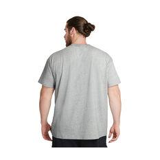 Nike Mens Sportswear Club Tee Grey XS, Grey, rebel_hi-res