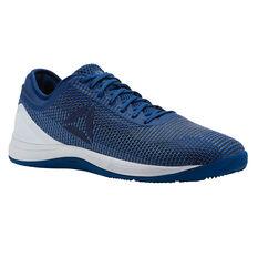 Reebok CrossFit Nano 8.0 Mens Training Shoes Blue US 7, Blue, rebel_hi-res