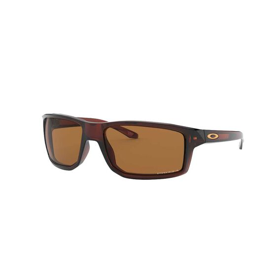 Oakley Gibston Sunglasses Polished Rootbeer / Prizm Bronze, Polished Rootbeer / Prizm Bronze, rebel_hi-res