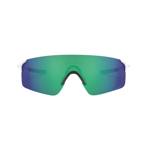 OAKLEY EVZero Blades Sunglasses - Matte White with PRIZM Jade, , rebel_hi-res