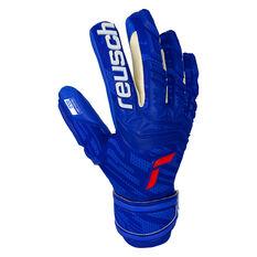 Reusch Attrakt Freegel Gold Goalkeeping Gloves Black 8, , rebel_hi-res