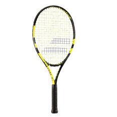 Babolat Nadal Junior Tennis Racquet Yellow / Black 25in, , rebel_hi-res