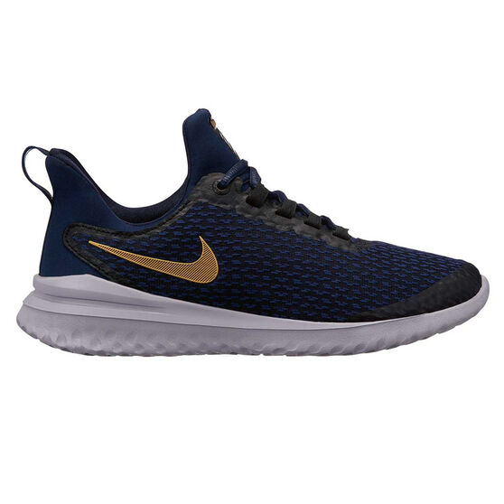 timeless design fb2b1 7e7ae Nike Renew Revival Womens Running Shoes, Black   Gold, rebel hi-res