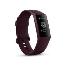 Fitbit Charge 4 Fitness Tracker Rosewood, , rebel_hi-res