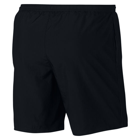 Nike Mens 7in Running Shorts, Black, rebel_hi-res