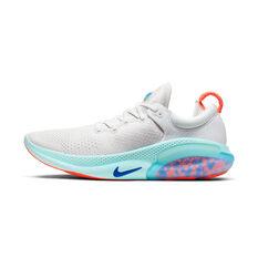 Nike Joyride Mens Running Shoes White / Blue US 7, White / Blue, rebel_hi-res