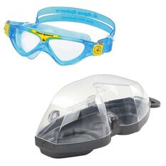 Aqua Sphere Vista Junior Clear Swim Goggles, , rebel_hi-res