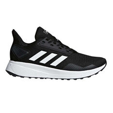 adidas Duramo 9 Kids Running Shoes Black / White US 11, Black / White, rebel_hi-res