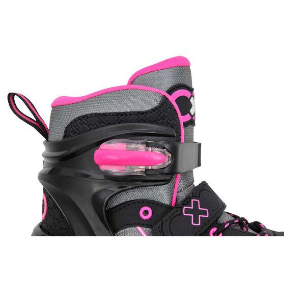 Goldcross GXC185 Inline Skates Pink 12-2, Pink, rebel_hi-res