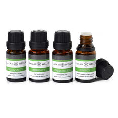 Gaiam Wellness Essential Oils 4 Pack, , rebel_hi-res