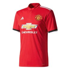 Manchester United FC 2018 Mens Home Jersey, , rebel_hi-res