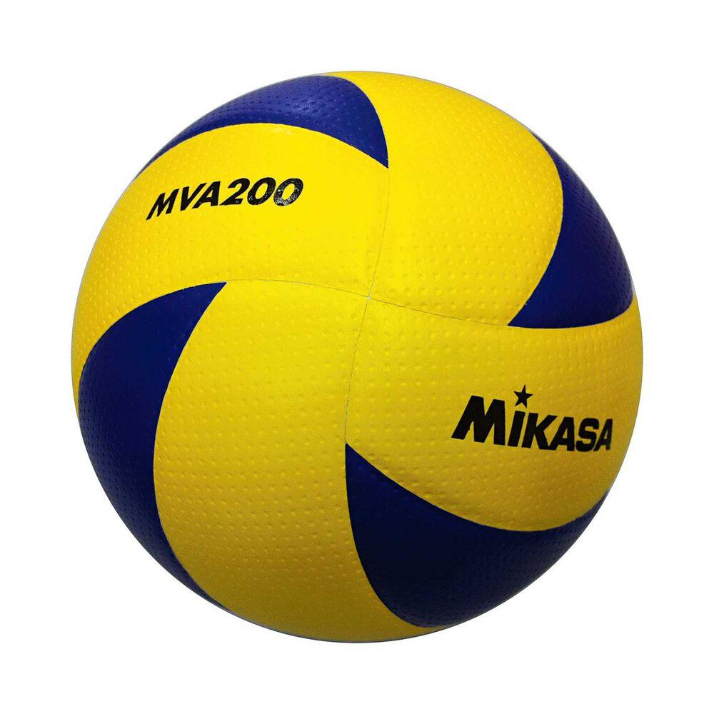 Mikasa MVA200 Indoor Volleyball 5   Rebel Sport  Mikasa MVA200 I...