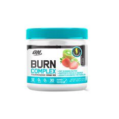 ON  Strawberry Kiwi Burn Complex Thermogenic Drink, , rebel_hi-res