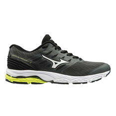 Mizuno Wave Prodigy 2 Mens Running Shoes Black US 8, Black, rebel_hi-res