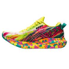 Asics GEL Noosa Tri 13 Womens Running Shoes Pink/Yellow US 6, Pink/Yellow, rebel_hi-res