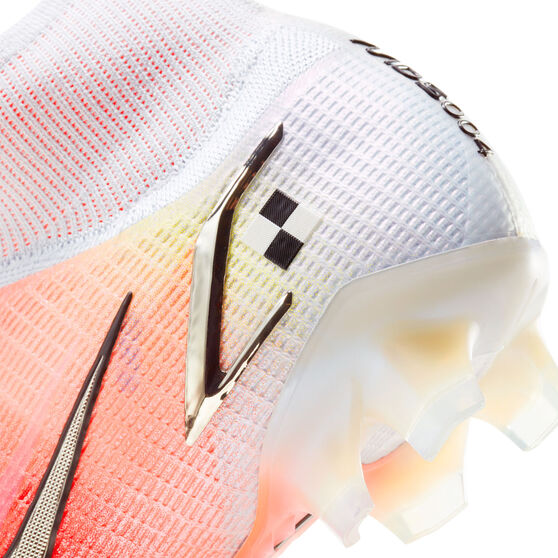Nike Mercurial Dream Speed Superfly 8 Elite Football Boots, White, rebel_hi-res