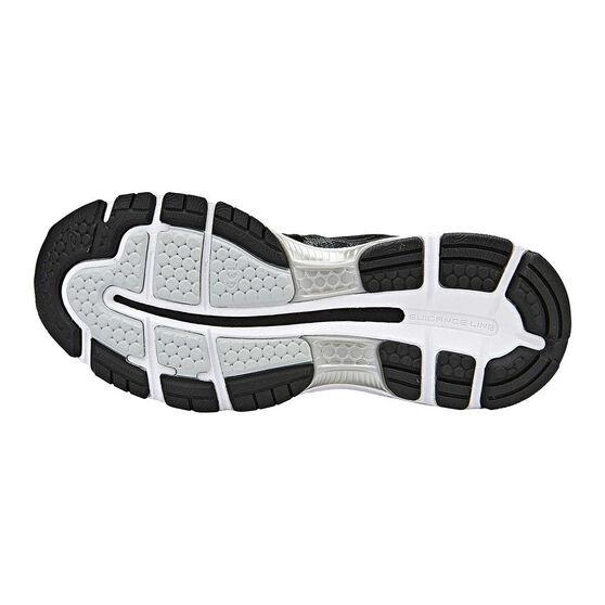 online store 0019a 5954e Asics Gel Nimbus 19 B Womens Running Shoes Black / White US 7.5