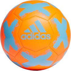 adidas Starlancer Club Ball Orange/Blue 3, Orange/Blue, rebel_hi-res