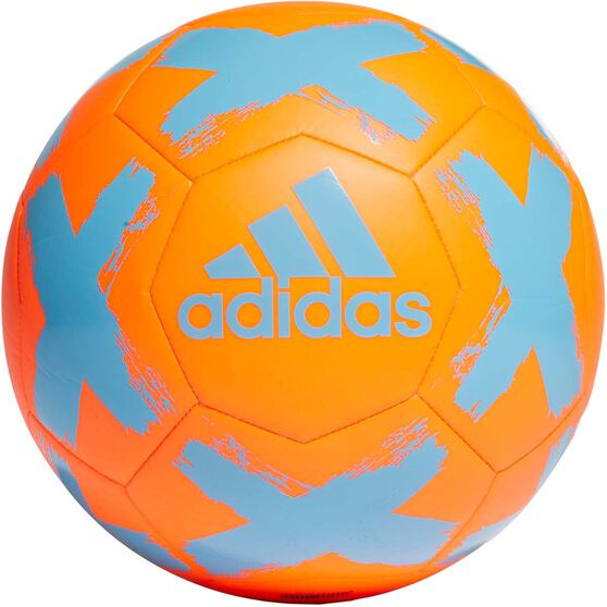 adidas Starlancer Club Ball Orange/Blue 5, Orange/Blue, rebel_hi-res