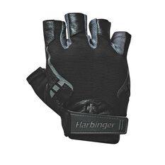Harbinger Mens Pro Series Weight Gloves S S, , rebel_hi-res