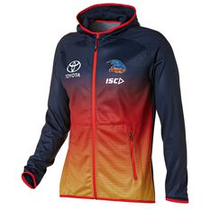 Adelaide Crows 2019 Mens Team Hoodie Blue / Red S, Blue / Red, rebel_hi-res