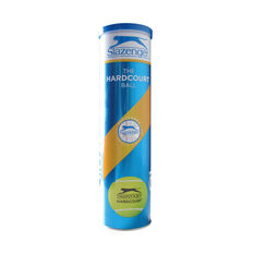 Slazenger Hardcourt Tennis Ball 4 Ball Can, , rebel_hi-res