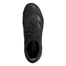adidas Predator 20.1 Kids Football Boots Black US 5, Black, rebel_hi-res